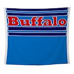 Buffalo Football Wall Tapestry