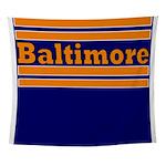 Baltimore Football Wall Tapestry