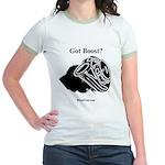Got Boost ? - BoostGear.com - Jr. Ringer T-Shirt