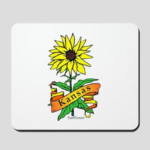 Kansas Pride! Mousepad