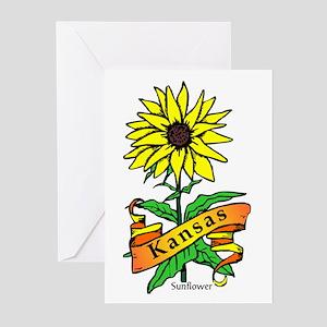 Kansas jayhawks greeting cards cafepress kansas pride greeting cards pk of 10 m4hsunfo