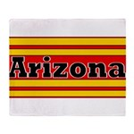 Arizona Throw Blanket