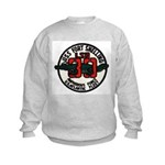 USS FORT SNELLING Kids Sweatshirt