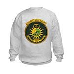 USS FRED T. BERRY Kids Sweatshirt
