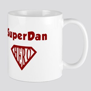 Super Hero Dan Mug