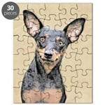 Miniature Pinscher Puzzle