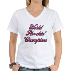 World F-in Champs Shirt