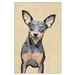 Miniature Pinscher Large Poster