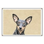 Miniature Pinscher Banner