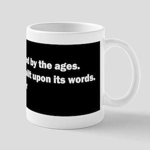 Eisenhower Quote Mug