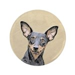 Miniature Pinscher Button