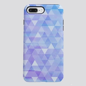 Purple Prism iPhone 7 Plus Tough Case