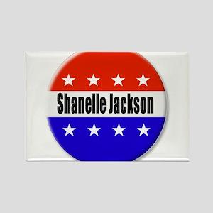 Shanelle Jackson Magnets
