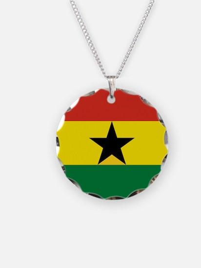 Flag: Ghana Necklace