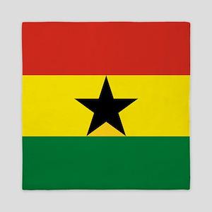 Flag: Ghana Queen Duvet
