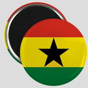 Flag: Ghana Magnet