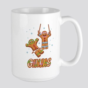 Gingas - Gingerbread Ninjas Mugs
