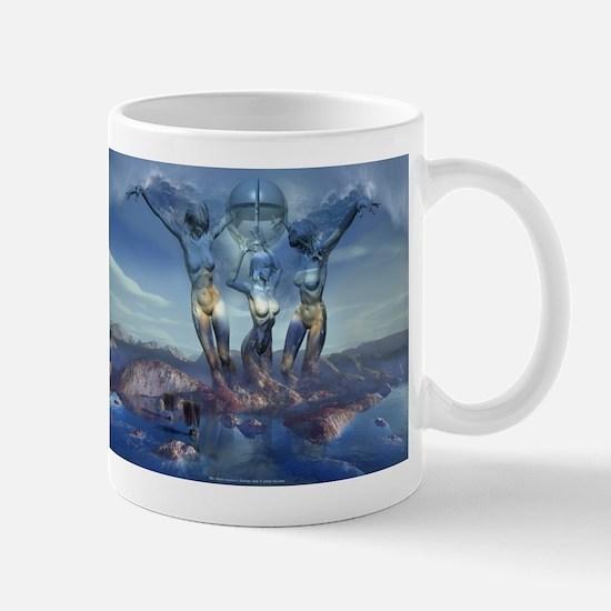 The Three Graces: Mug