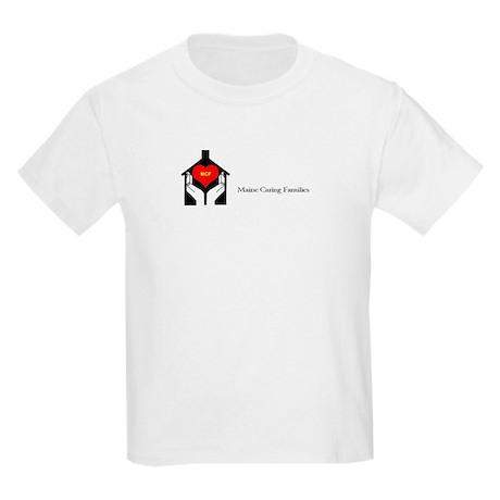 Maine Caring Families Kids T-Shirt