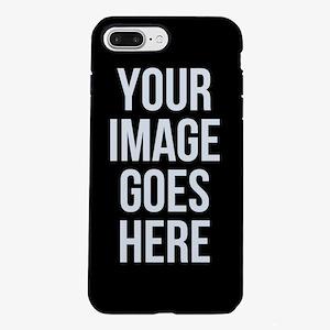 Your Image iPhone 7 Plus Tough Case