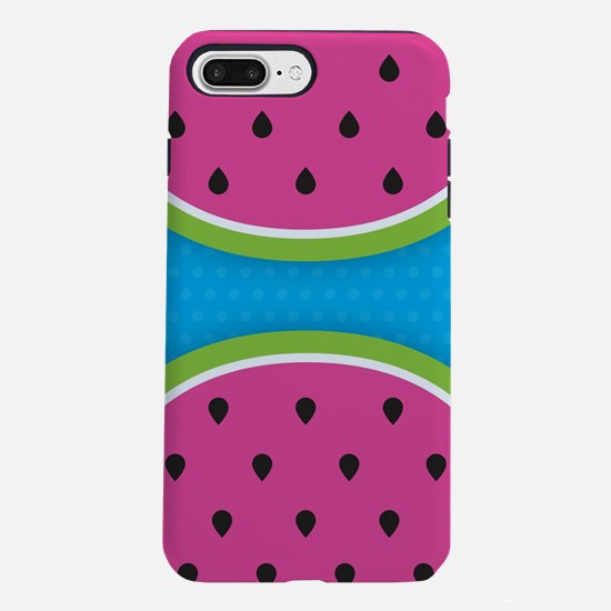 Watermelons Blue iPhone 7 Plus Tough Case