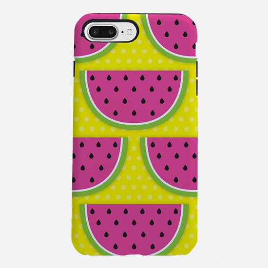 Watermelons Yellow iPhone 7 Plus Tough Case