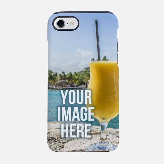 Your Image Travel iPhone 7 Tough Case
