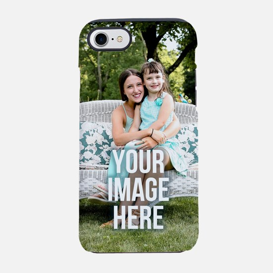 Your Image Family iPhone 7 Tough Case