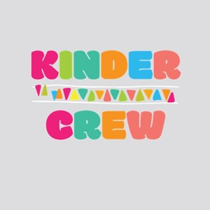 Kinder Crew - Design for Kind 8x10 Photo to Canvas