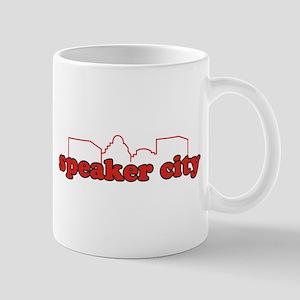 Speaker City Mug