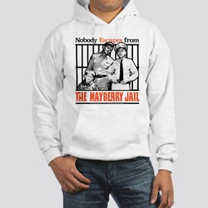 The Mayberry Jail Hooded Sweatshirt