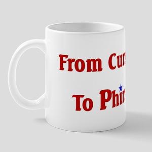 Cursed To Phirst Mug