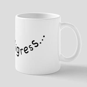 Digress Mug