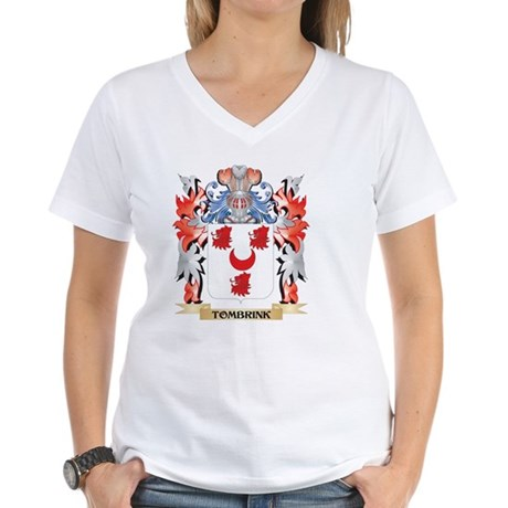 Tombrink Coat of Arms - Family Crest T-Shirt