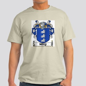 Healy Coat of Arms Light T-Shirt