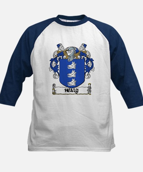 Healy Coat of Arms Kids Baseball Jersey