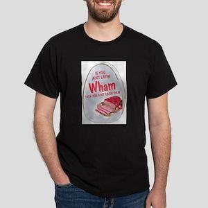 Wham Ham Ash Grey T-Shirt