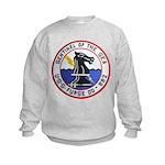 USS FURSE Kids Sweatshirt