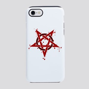 Red Satanic Spotted Iphone 8/7 Tough Case