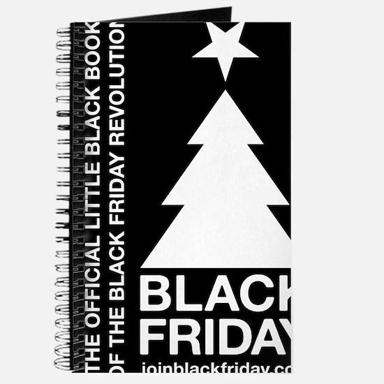 Black Friday LIttle Black Book Journal