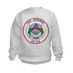 USS GAINARD Kids Sweatshirt