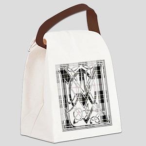 Monogram-MacPherson dress Canvas Lunch Bag