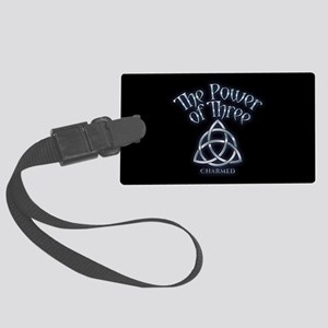 Charmed The Power Of Three Large Luggage Tag