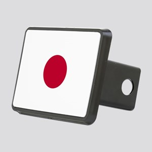 Flag: Japan Rectangular Hitch Cover