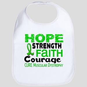 HOPE Muscular Dystrophy 3 Bib