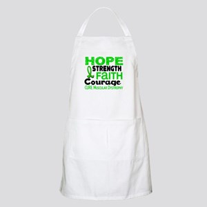 HOPE Muscular Dystrophy 3 BBQ Apron