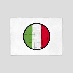 ITALIA SHINE 5'x7'Area Rug