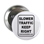 "American Autobahn 2.25"" Button (100 pack)"