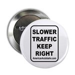 """American Autobahn 2.25"""" Button (100 pack)"""