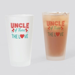 Uncle of twins, Double The Love, Un Drinking Glass